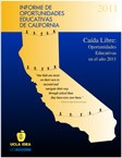 Informe de oportunidades Educativas de California