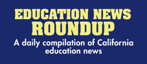 Education News Roundup