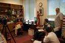 Interviewing Roslyn Escobar, Sen. Gloria Romero's education consultant