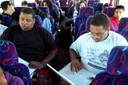 Working on the bus 2