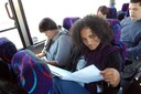 Working on the bus 3