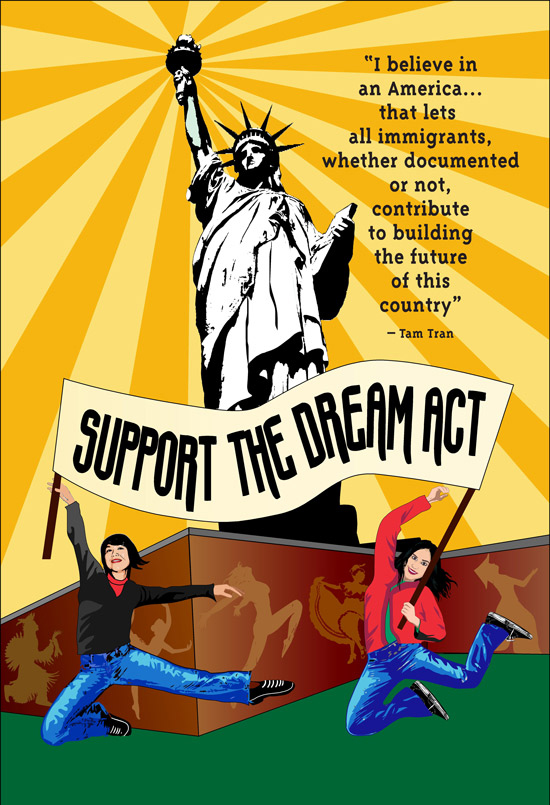 the dream act is it a The initial dream act s1291 (2001)the development, relief, and education for alien minors (dream) act (s1291) legislation was introduced in 2001 as a bipartisan bill in the senate.