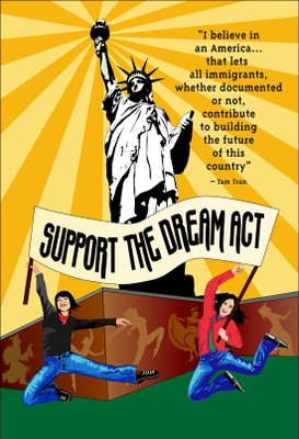 Dream Act poster