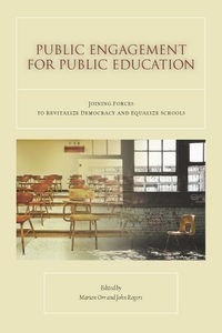 Public Engagement book cover
